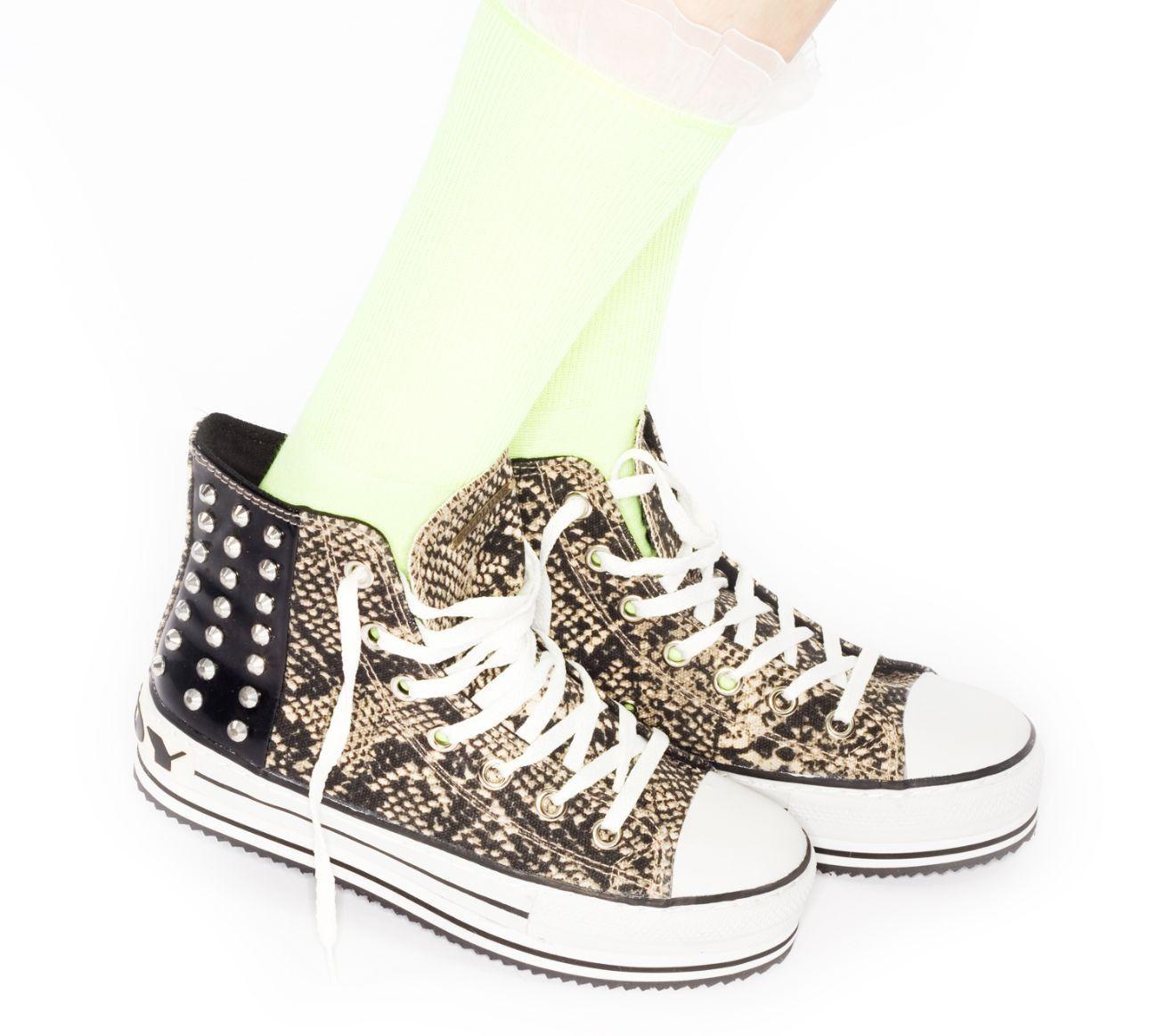 Smash Punk Platform Sneakers | Platform