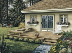 Charmant Small Backyard Decks U0026 Patios   Google Search
