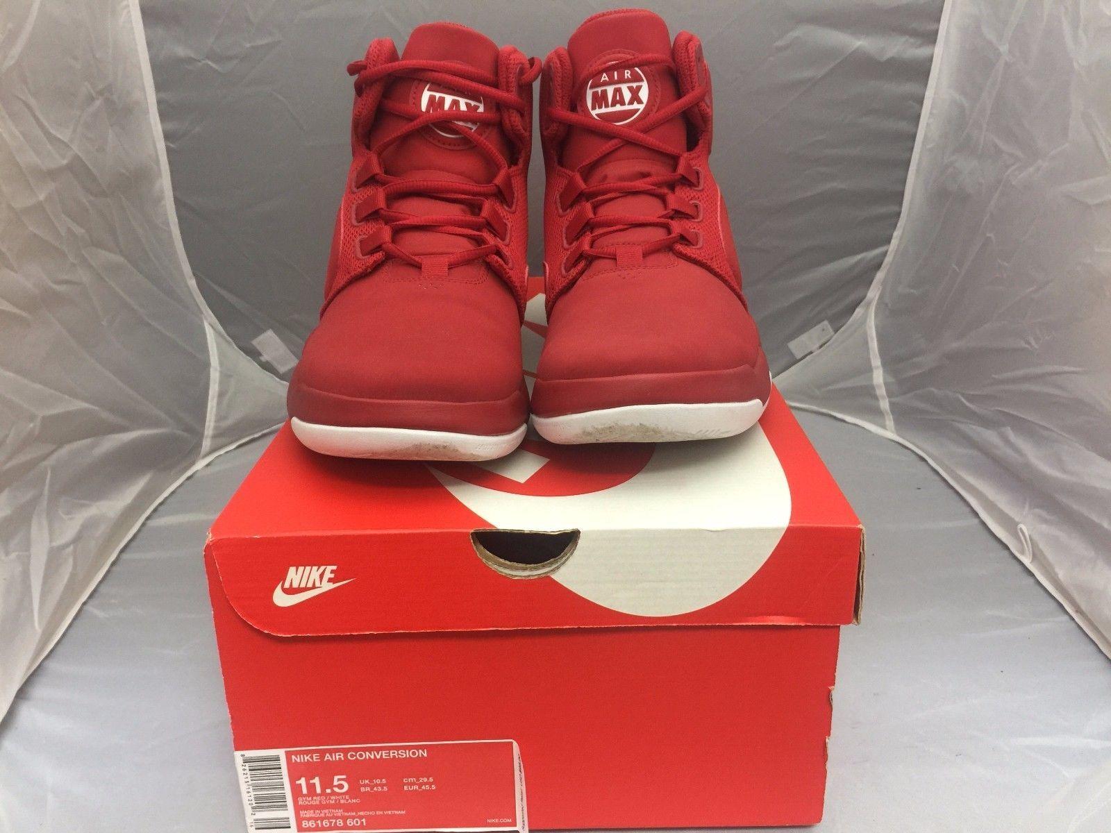 differently 1b247 4b8ca  Men  Shoes Men s Nike Air Conversion Basketball SIZE 11.5 Shoes 861678 601   Men  Shoes
