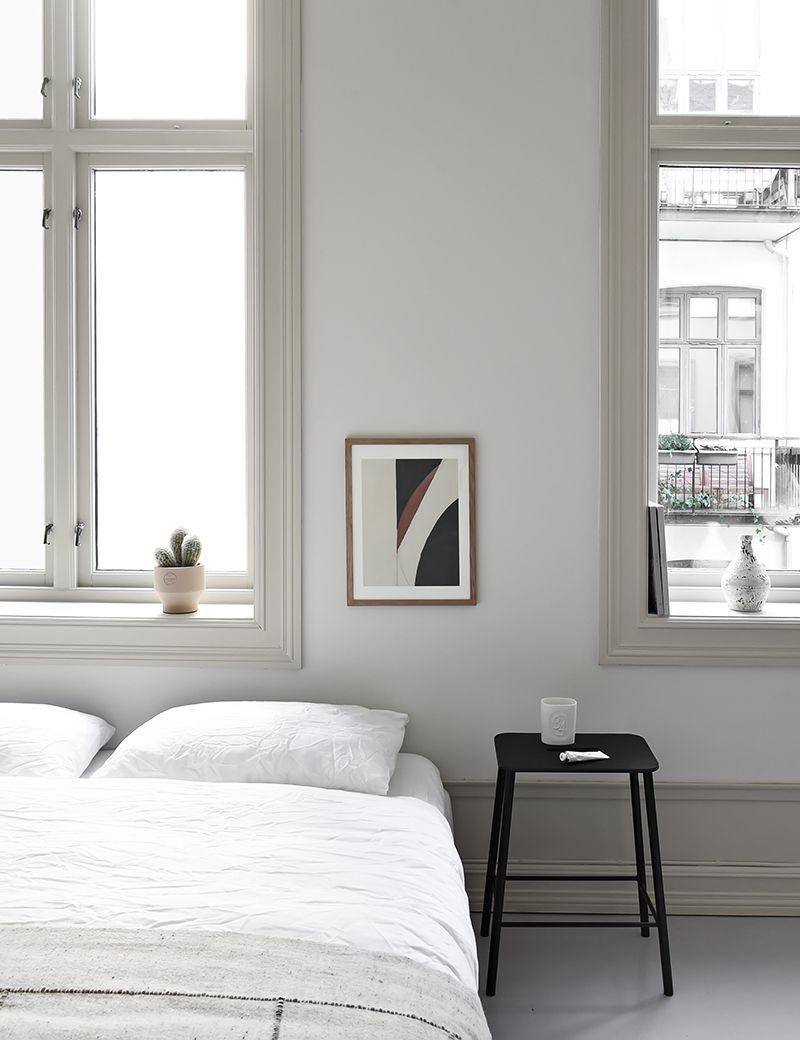 Oslo Bedroom Final Look Scandinavian Home Home Scandinavian