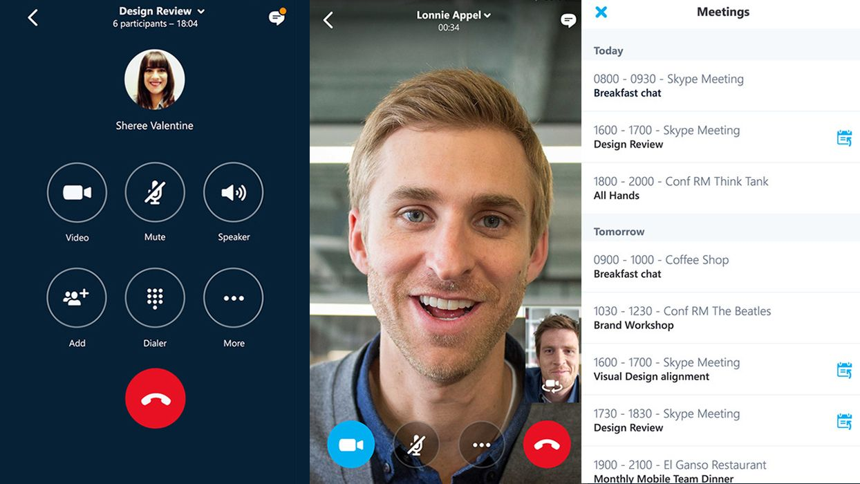 Microsoft Launches Video-based Screen Sharing for Skype for