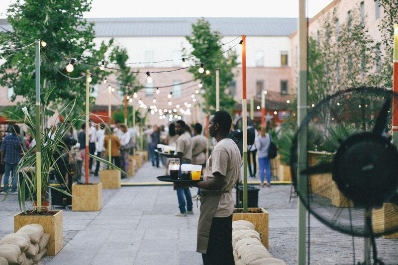 El Cuartel  Foto: Pablo Gómez-Ogando