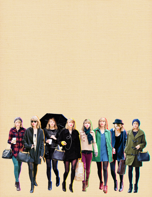 Taylor's New York City styles never go out of style...