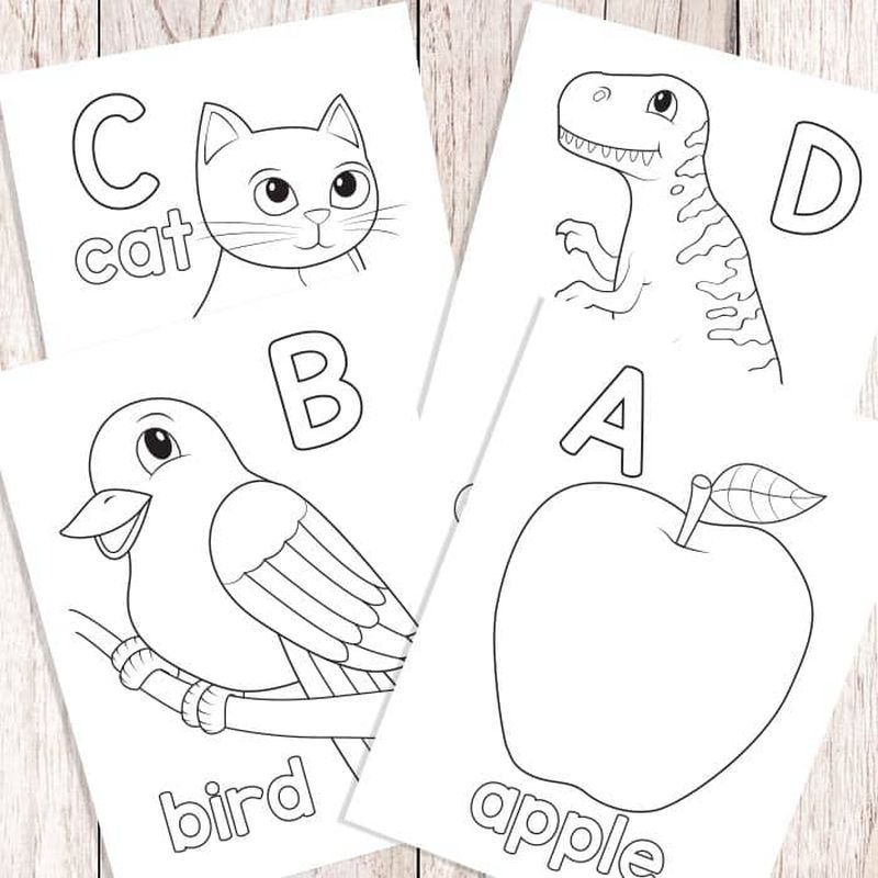 Christian Alphabet Coloring Pages Alphabet Coloring Pages Abc Coloring Pages Abc Coloring