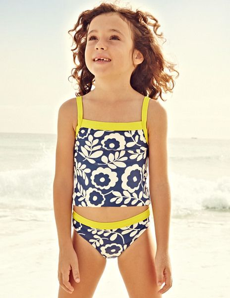 b1a0ef6a4f Really cute Boden Tankini for girls in lots of patterns | mom-approved two-