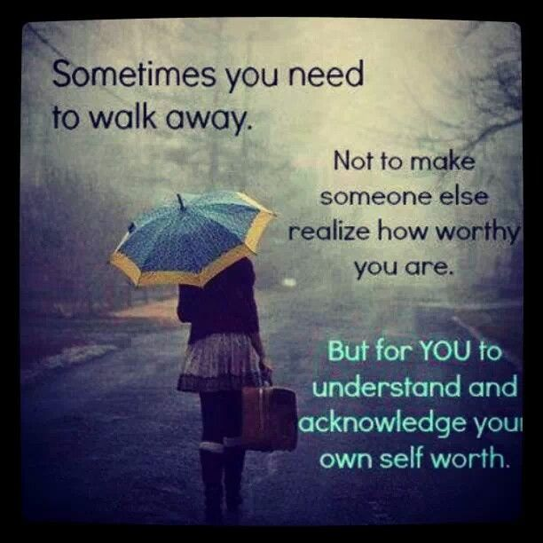 Know When To Walk Away God This One Is Pretty Much Spot On The