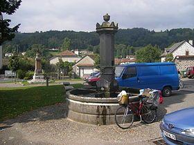 Saint-Simon, Auvergne, France