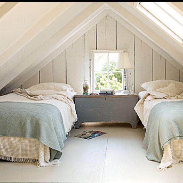 Duck Egg Blue Bedroom Decorating Ideas Ideas On Bedroom Decorating Bedroom With Loft Bed Ladies Bedroom Design Ideas: Attic Bedrooms