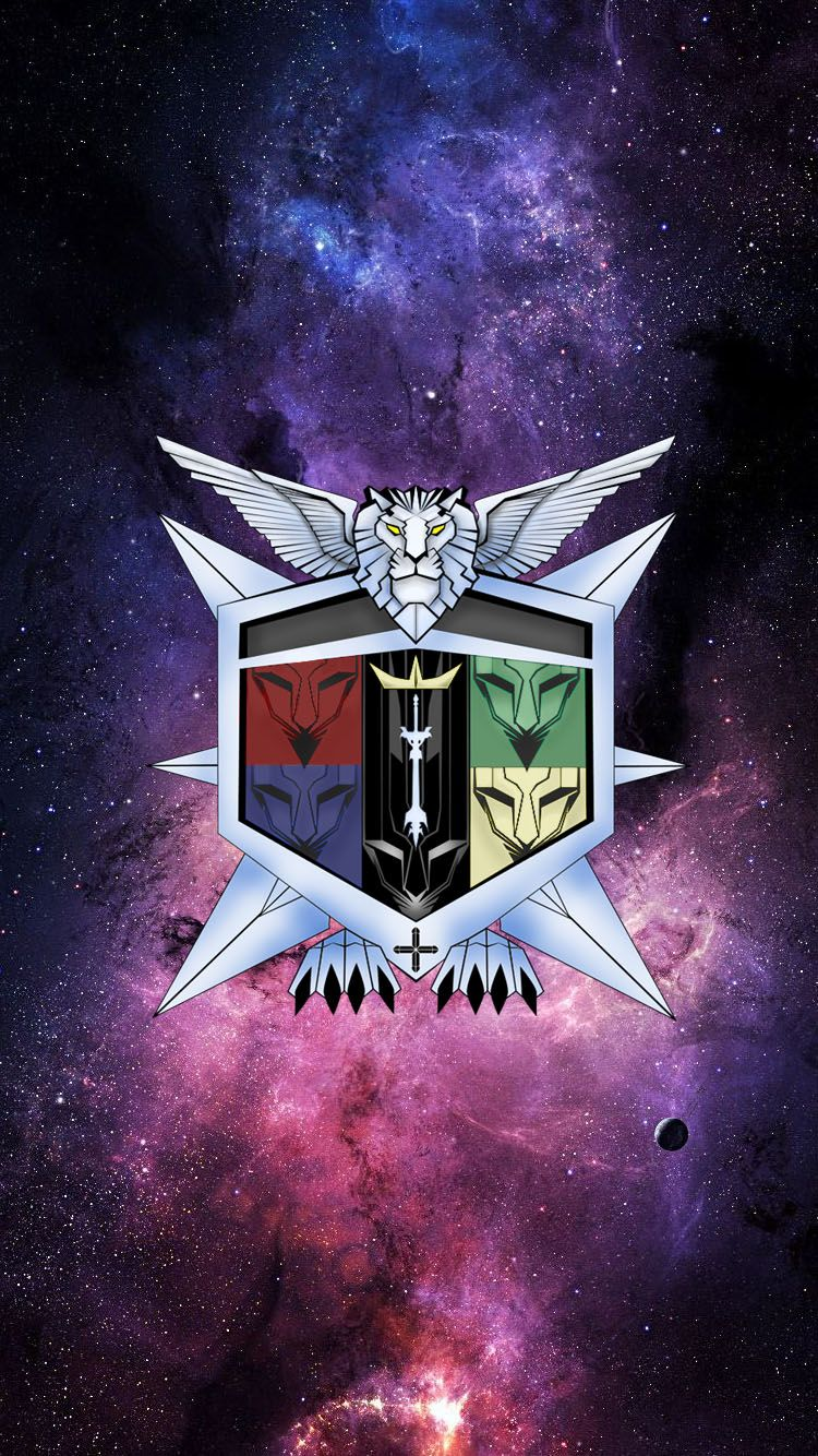 Voltron Legendary Defenders Iphone Wallpaper Background Galaxy