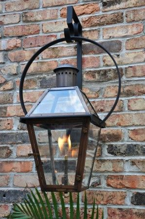 Batwing Flame Porch Lanterns Porch Lighting Exterior Lighting