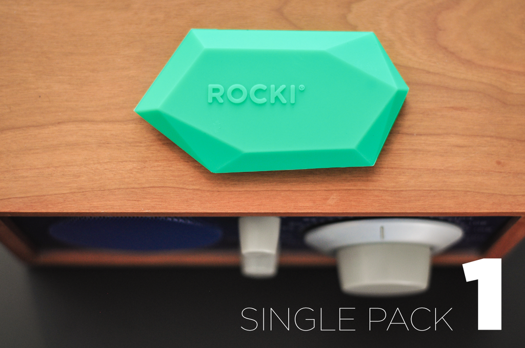 $49 - ROCKI PLAY | Single (1) turns any speaker into wifi/bluetooth accessible