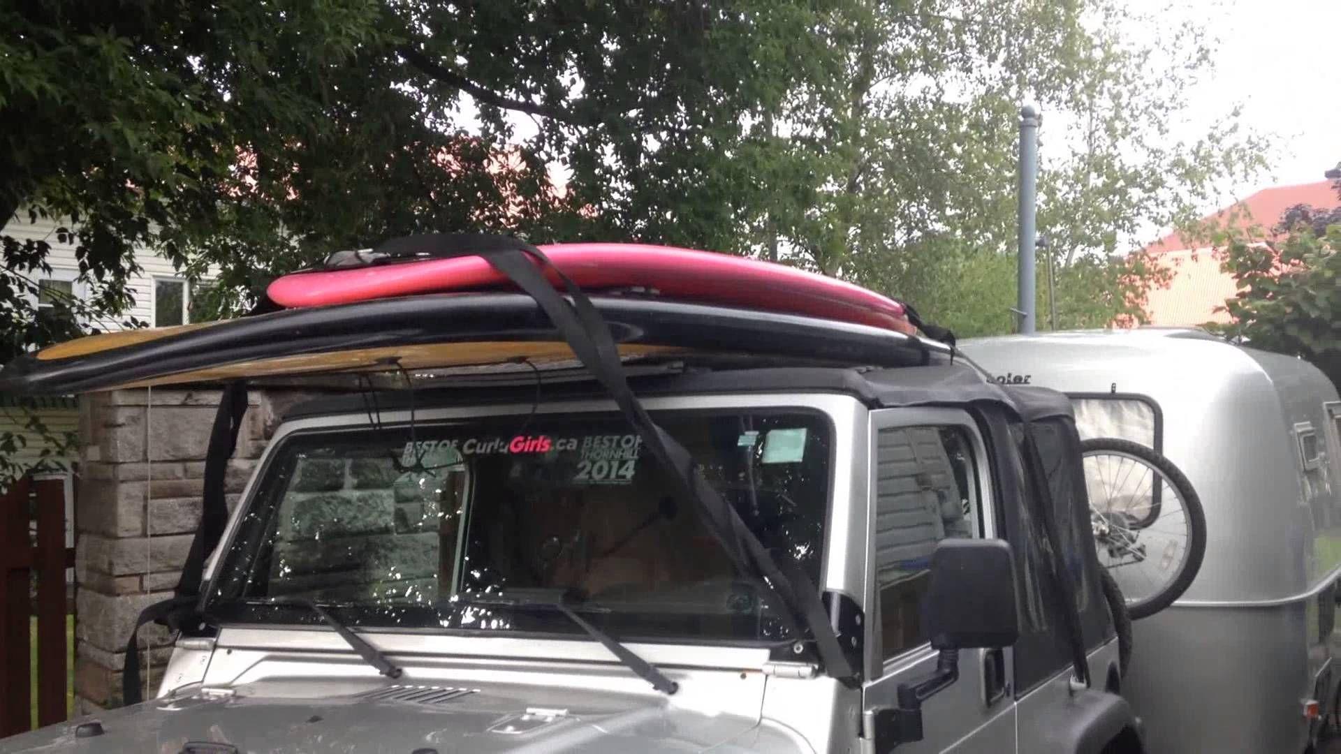 Pin By Machelle Jesko On Jeep Jeep Wrangler Jeep Racks Kayak