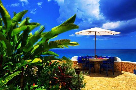 Jamaican Beach Terrace