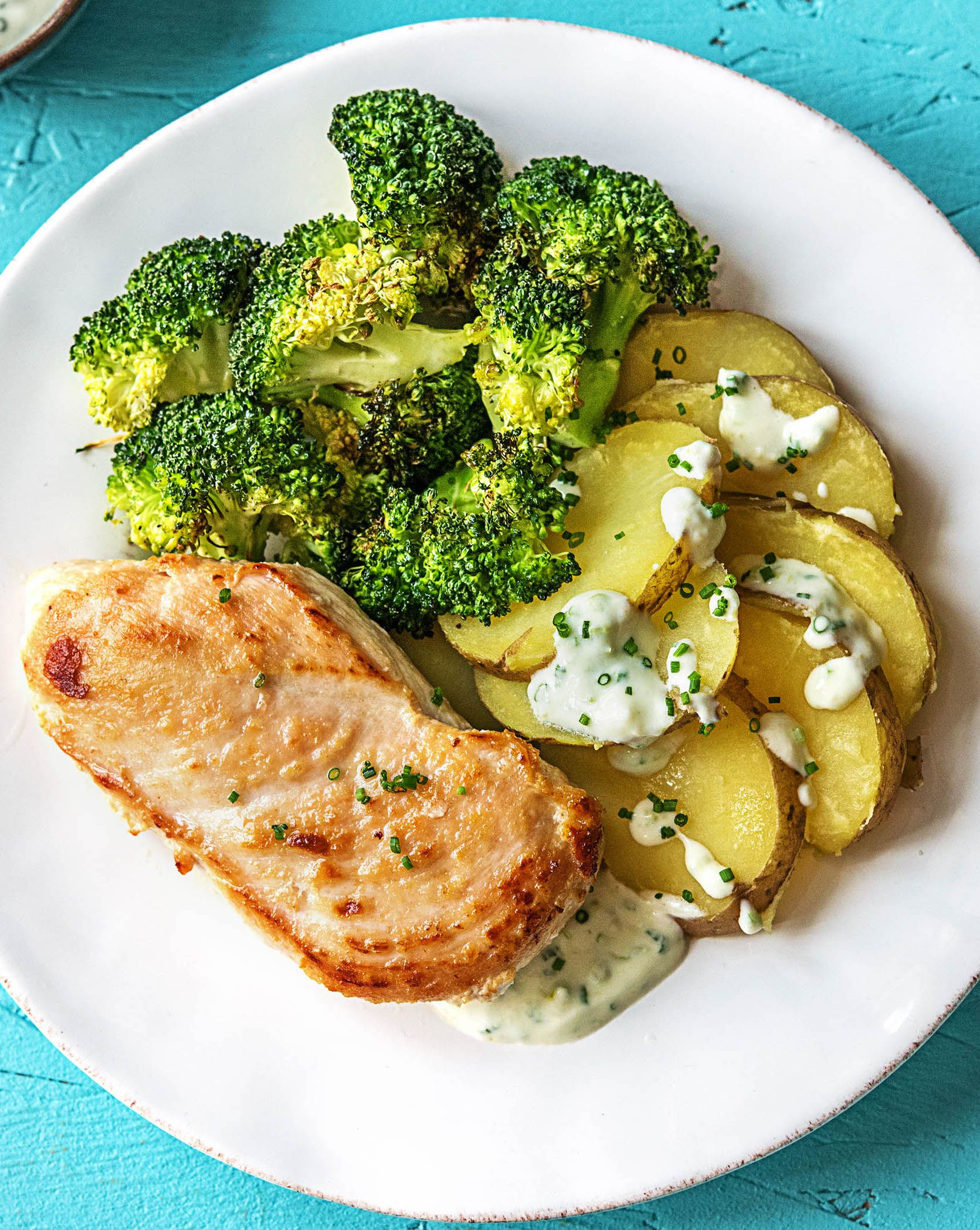 Pan-Seared Garlic Chicken Recipe   HelloFresh