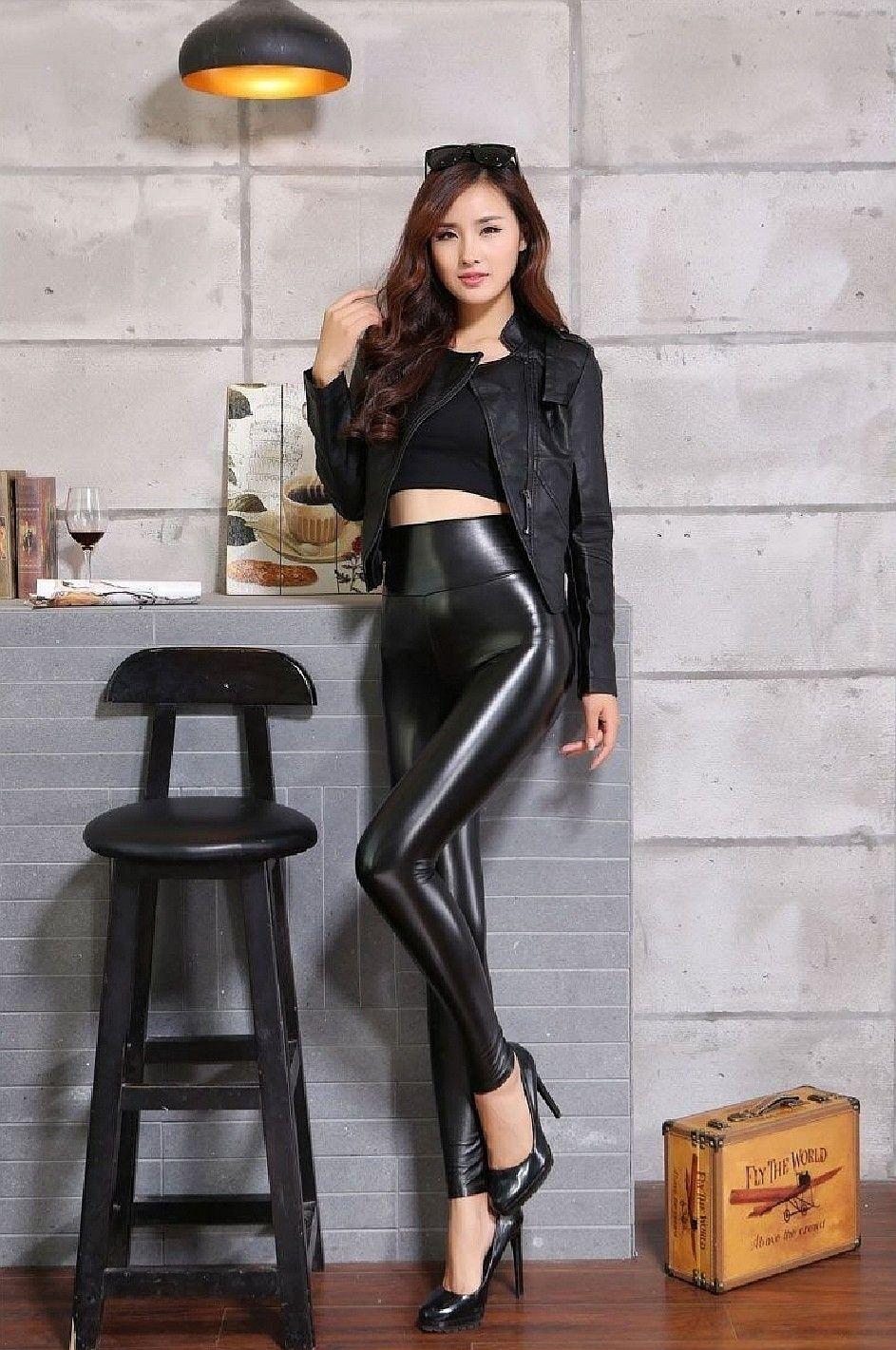 Pin Auf Leather Pvc Wetlook Clothing