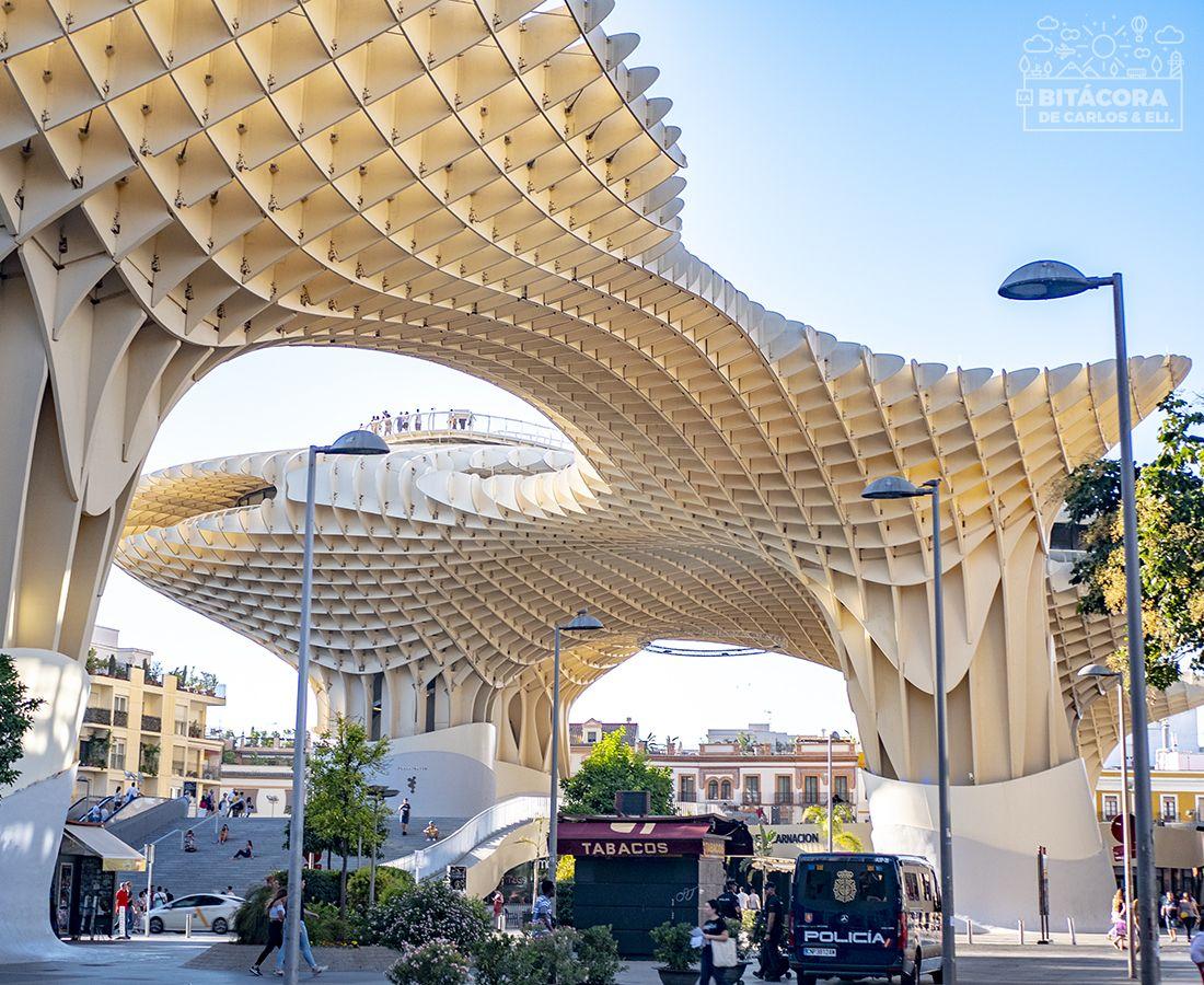 Setas De Sevilla Sevilla España Sevilla Puestas De Sol