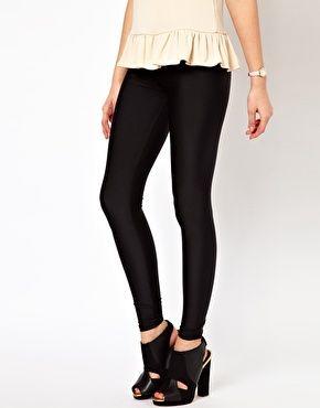 8d2073a8521f19 Disco Leggings in Shimmer Effect | fashion | Asos leggings, Leggings ...