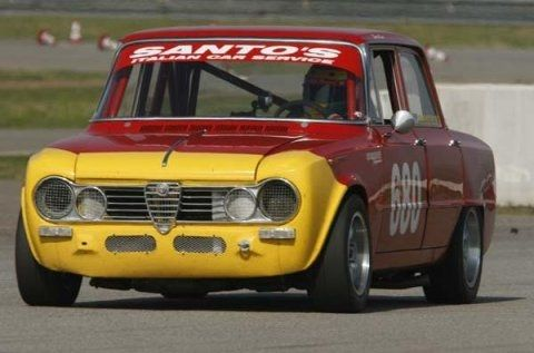 Well Known B Sedan Racer 1967 Alfa Giulia Super Alfa Giulia Alfa Romeo Alfa Romeo Giulia