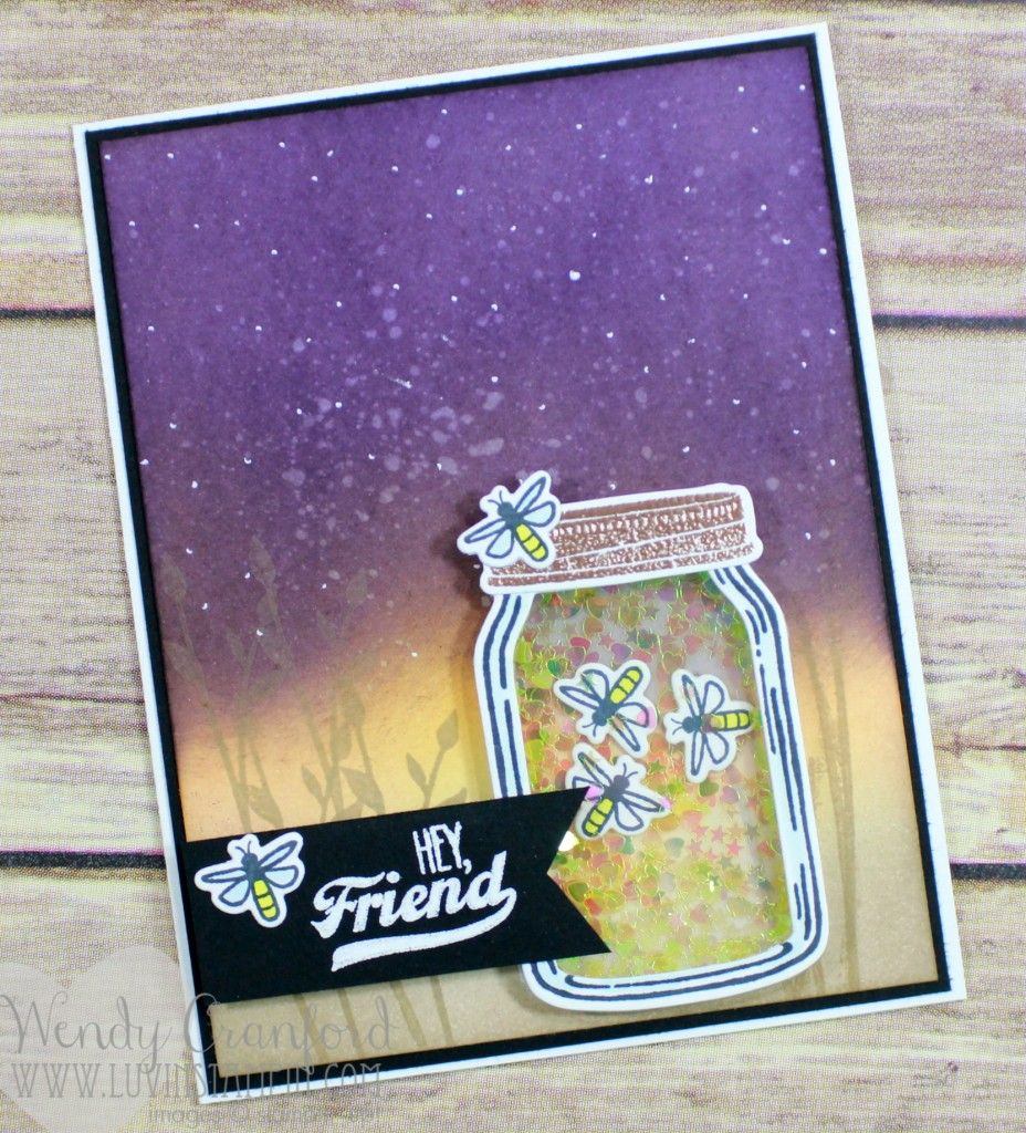 Create A Beautiful Summer Night Scene And Your Own Lightening Bug Jar With  Theu2026