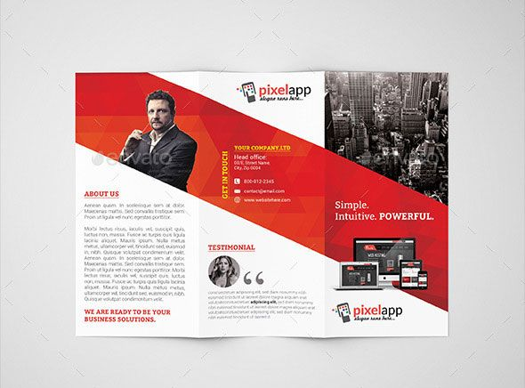 TriFold Brochure    Google   Fold Brochure