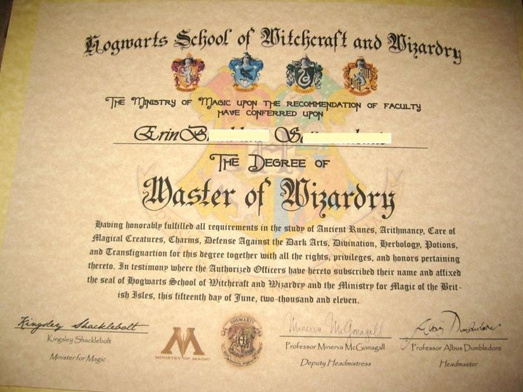 Make Your Own Harry Potter Hogwarts Diploma Acceptance Letter Owl Results And Much More Harry Potter Printables Harry Potter Classroom Harry Potter Birthday