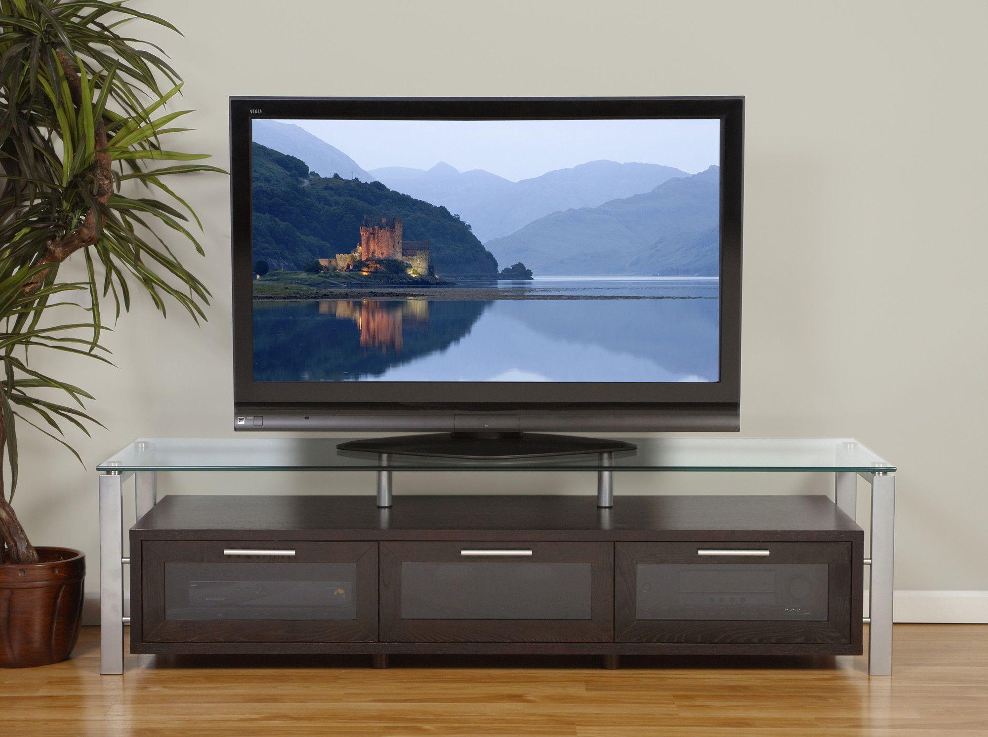 "Plateau Decor Series 71"" TV Stand | AllModern"