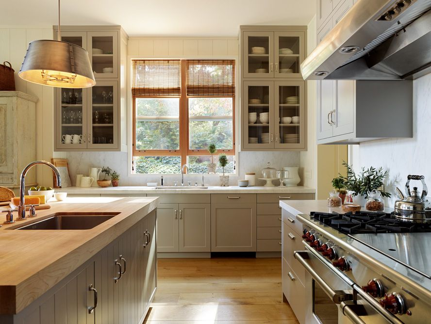 Marin County Kitchen Style Kitchen Inspirations Traditional Kitchen