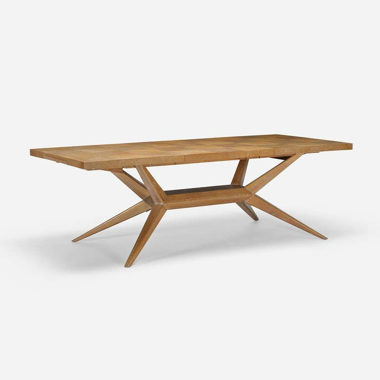 Dining Table By Harold Schwartz For Romweber Furniture Company Image 2