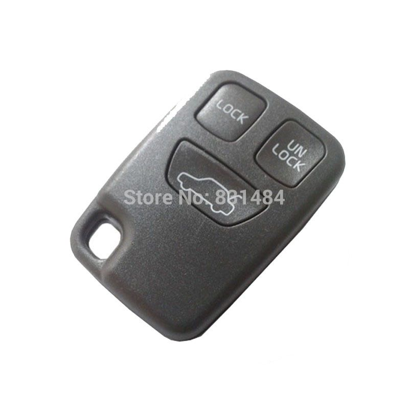 New Uncut Blade Car Key Case Shell Replacement For Volvo S40 S60 S70