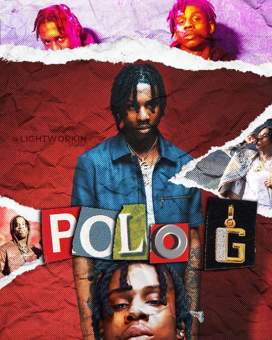Tʜɪs Hɪᴛs Dɪғғᴇʀᴇɴᴛ On Instagram Polo G Probably My Most Requested Artist So Far Polog Wallpapers Edits Cute Rappers Rap Artists Rap Wallpaper