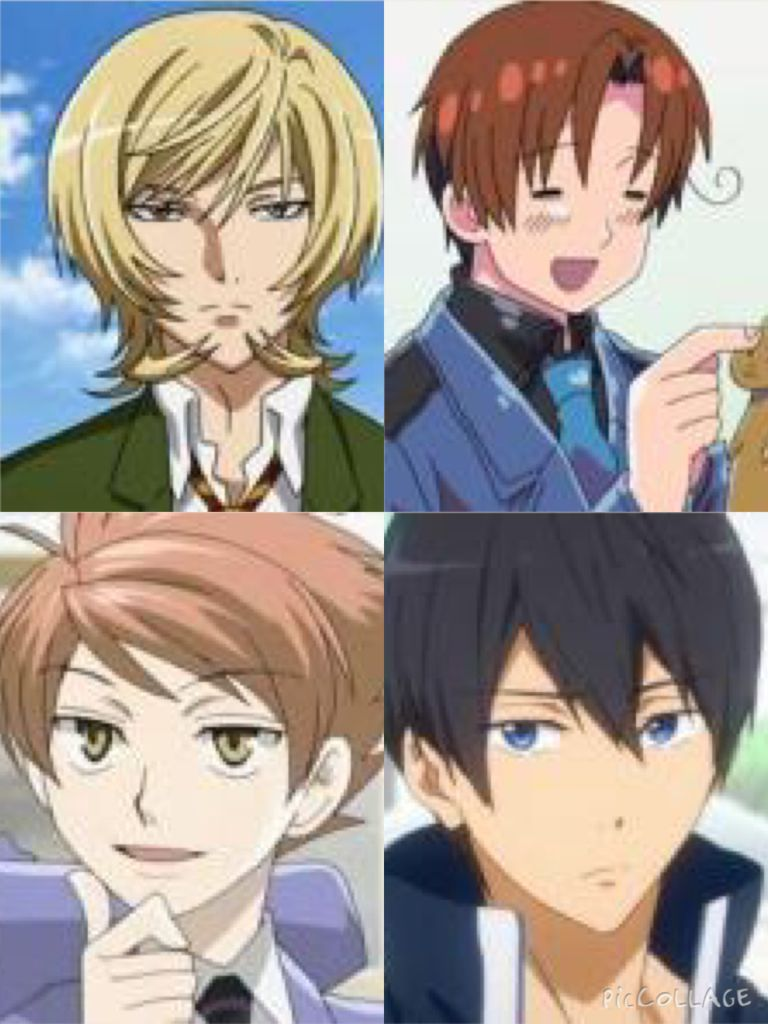 Cant believe these four characters have the same voice