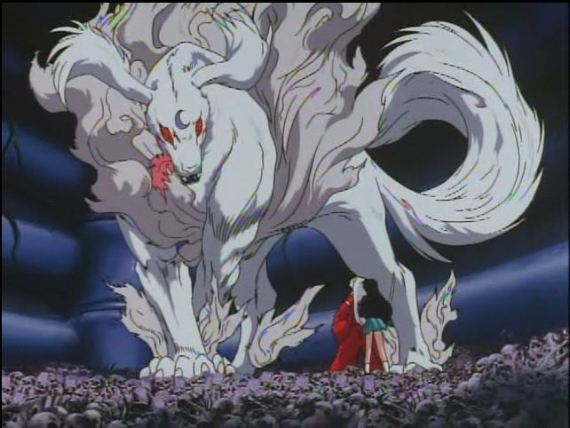 Sesshomaru Demon Form . | Anime/ Manga | Pinterest | Anime and Manga