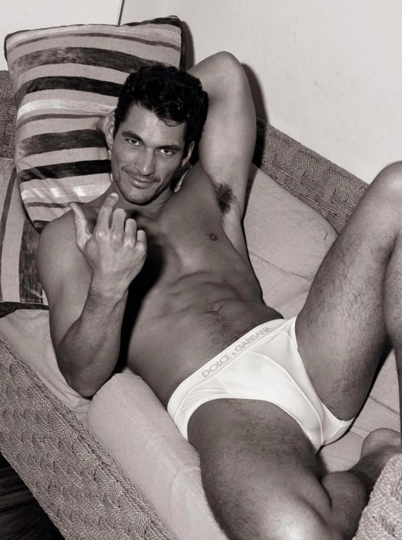Right! Idea david gandy naked have