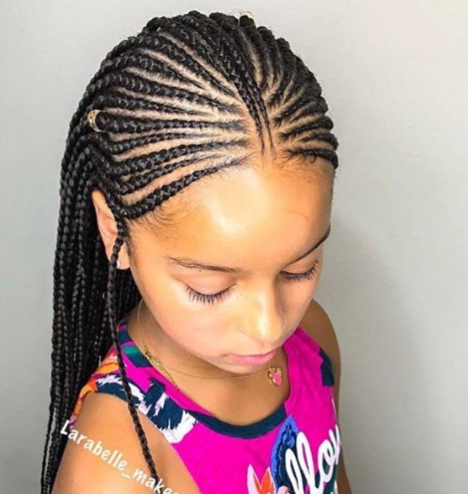 Kids Braids Black Kids Hairstyles Hair Styles Girls Hairstyles