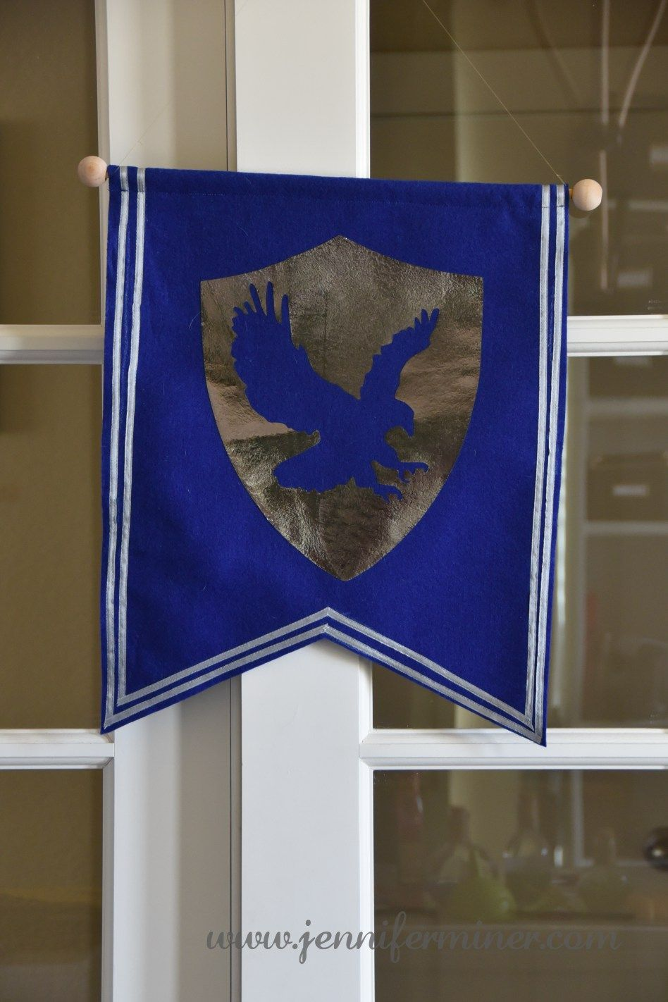 Hogwarts House Banners | Harry potter party decorations ...