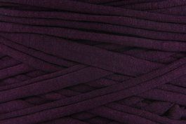 Hoooked Zpagetti - Violet 02 (VIOLET02) - I could use this for making a floor pouf.