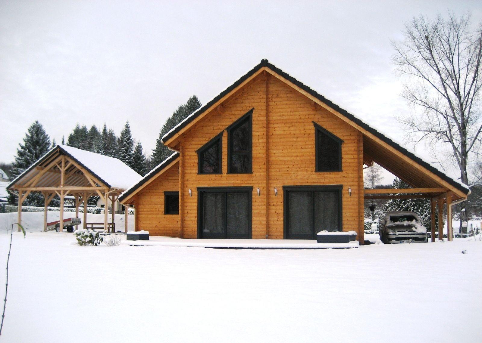 Maison en kit maitriser son budget maison pinterest for Budget maison ossature bois