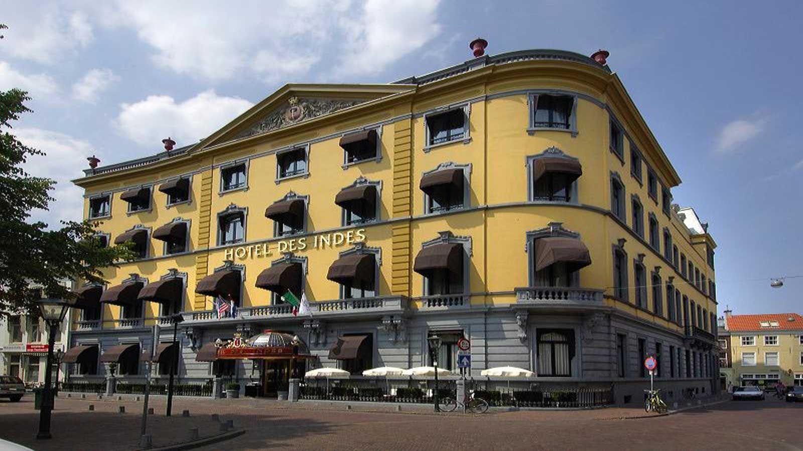 Hotel Des Indes Den Haag Foto S Video S Den Haag Stad Nederland