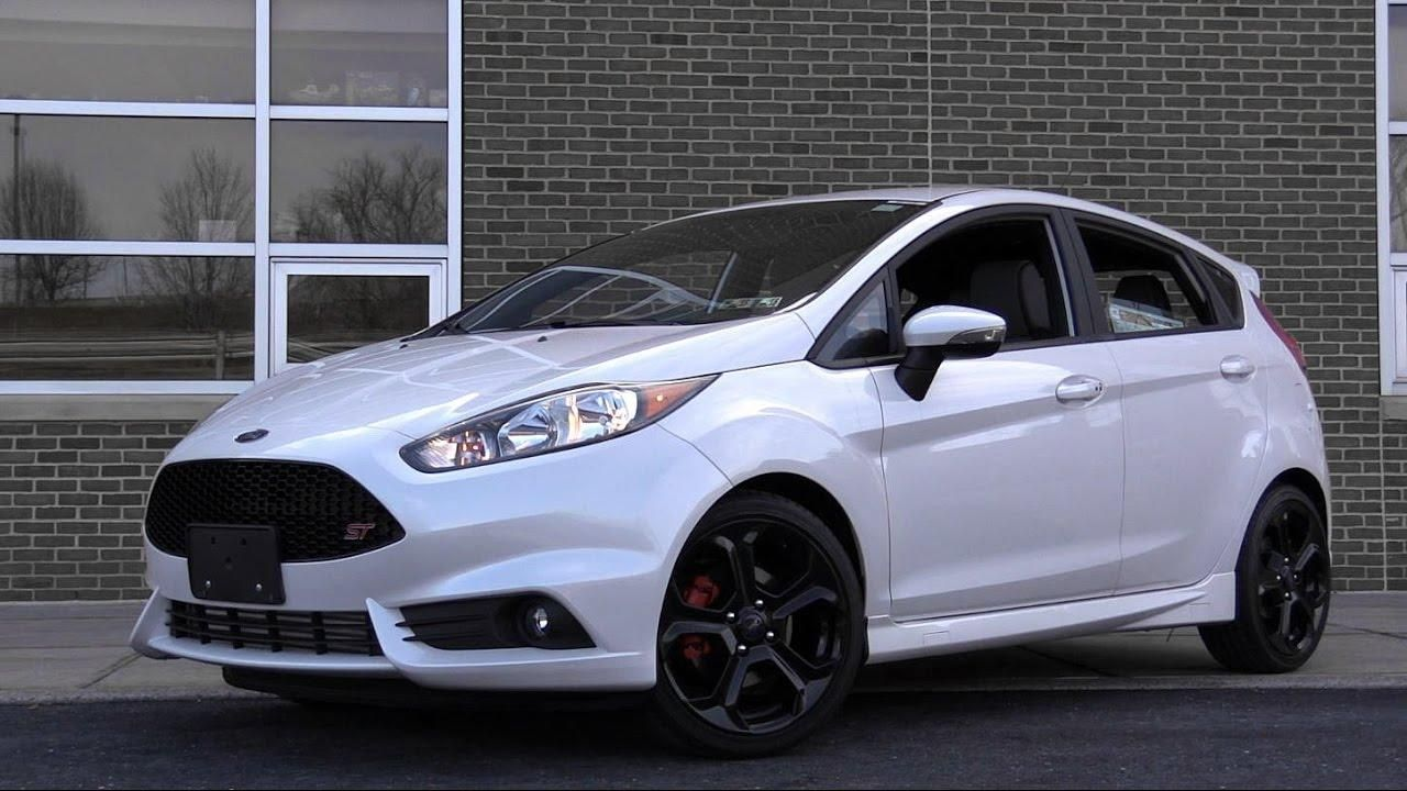 2017 Ford Fiesta St Review Youtube For 2018 Ford Fiesta Review