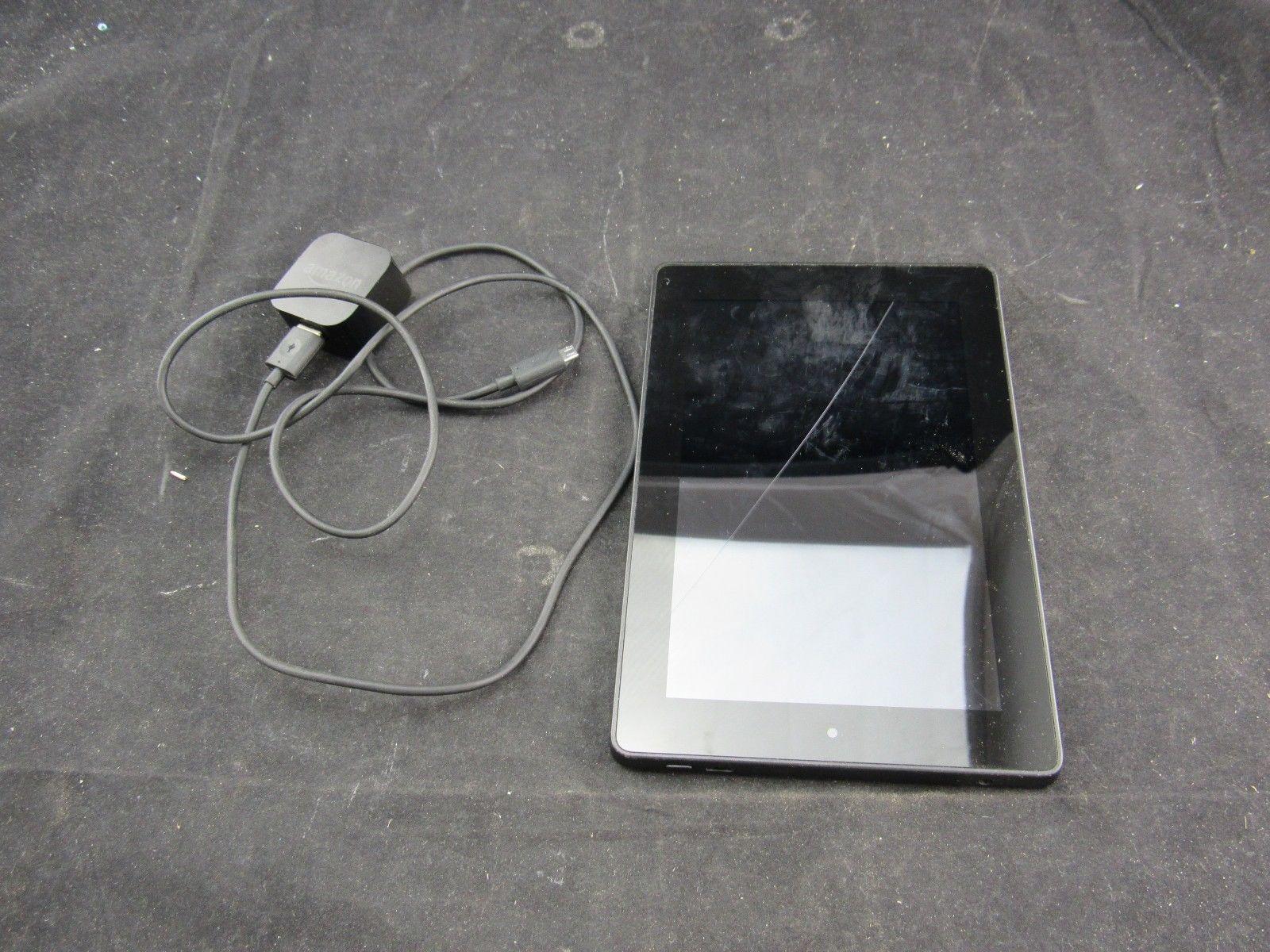 Amazon Kindle Fire HD7 SQ46CW Tablet Black