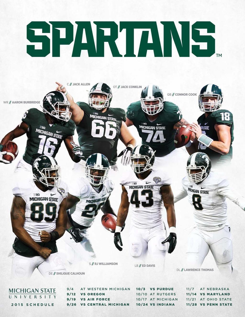 Spartan Football Msu Football Msu Football Michigan State Football Michigan State Spartans Football