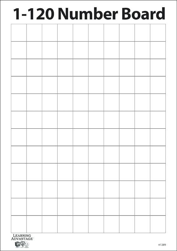 1 number two sided dry erase board with blank grid