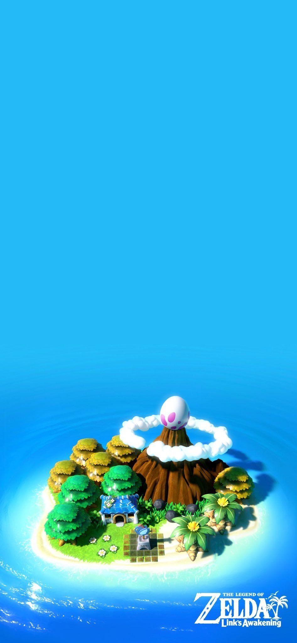 Zelda Link S Awakening Wallpaper Iphone X Game Wallpaper
