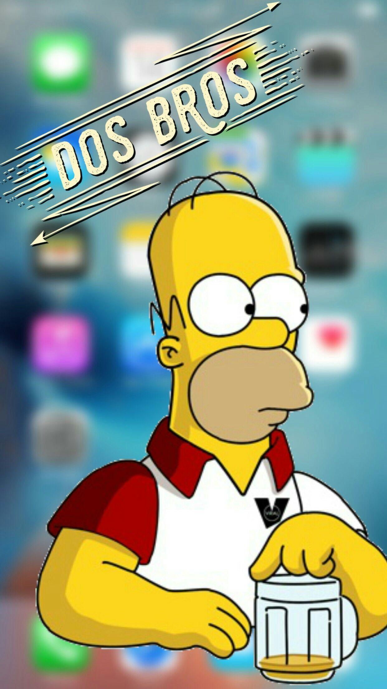 Hermoso Simpson Dos Bros