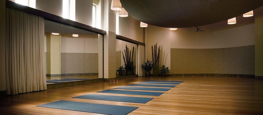 Our Newport Beach club boasts spacious fitness floors