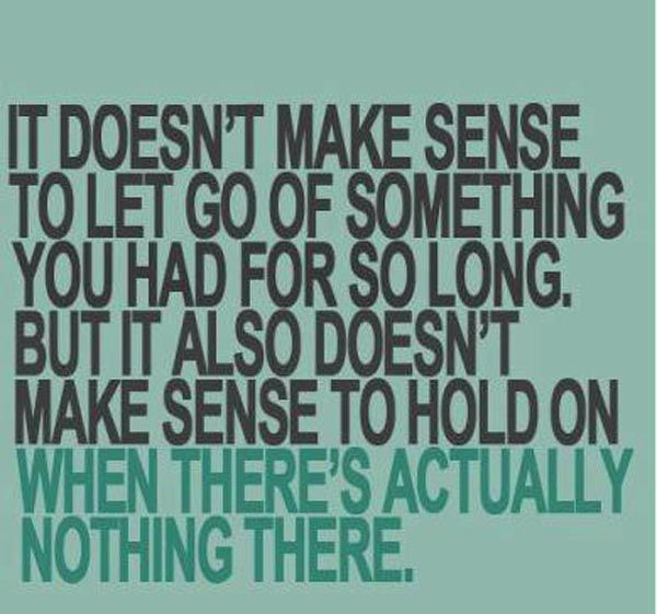 Quotes Of Moving On And Letting Go