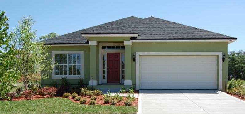 Stucco colors and combinations you 39 ll really like for Stucco and trim color combinations