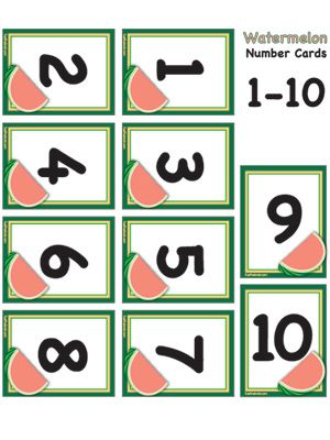 photo relating to Printable Number Cards 1 10 called Printable Selection Card 1 10  playing cards guidance slice and