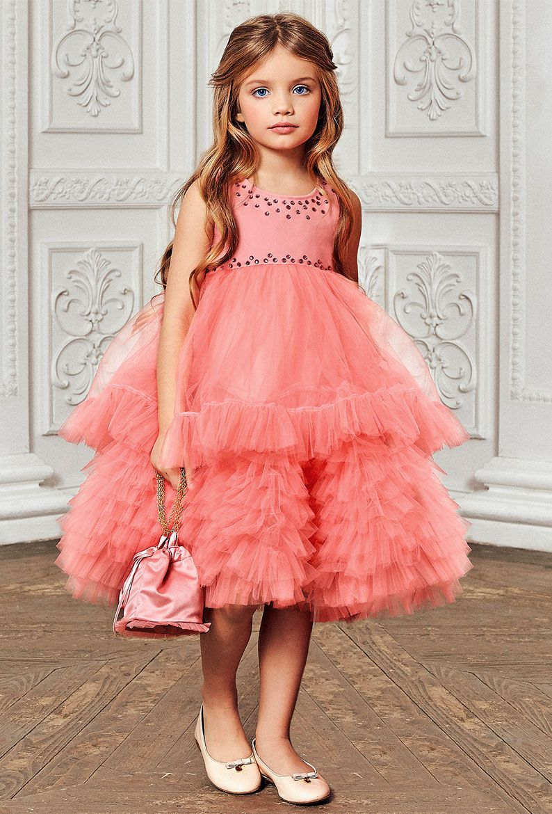 ALALOSHA: VOGUE ENFANTS: Must Have of the Day SS\'18: An exquisite ...