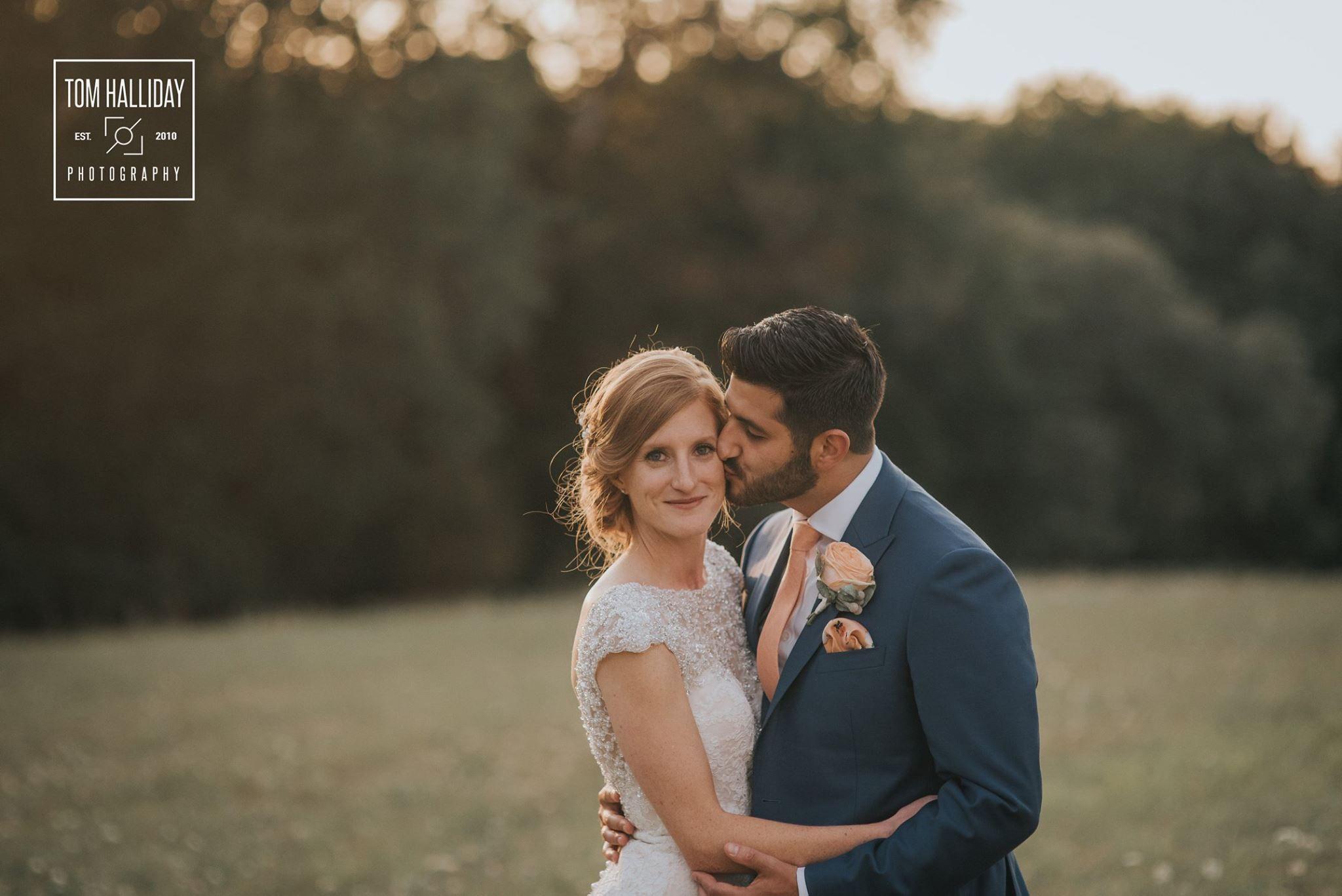 Tom halliday photography wedding photography uk bride portraits